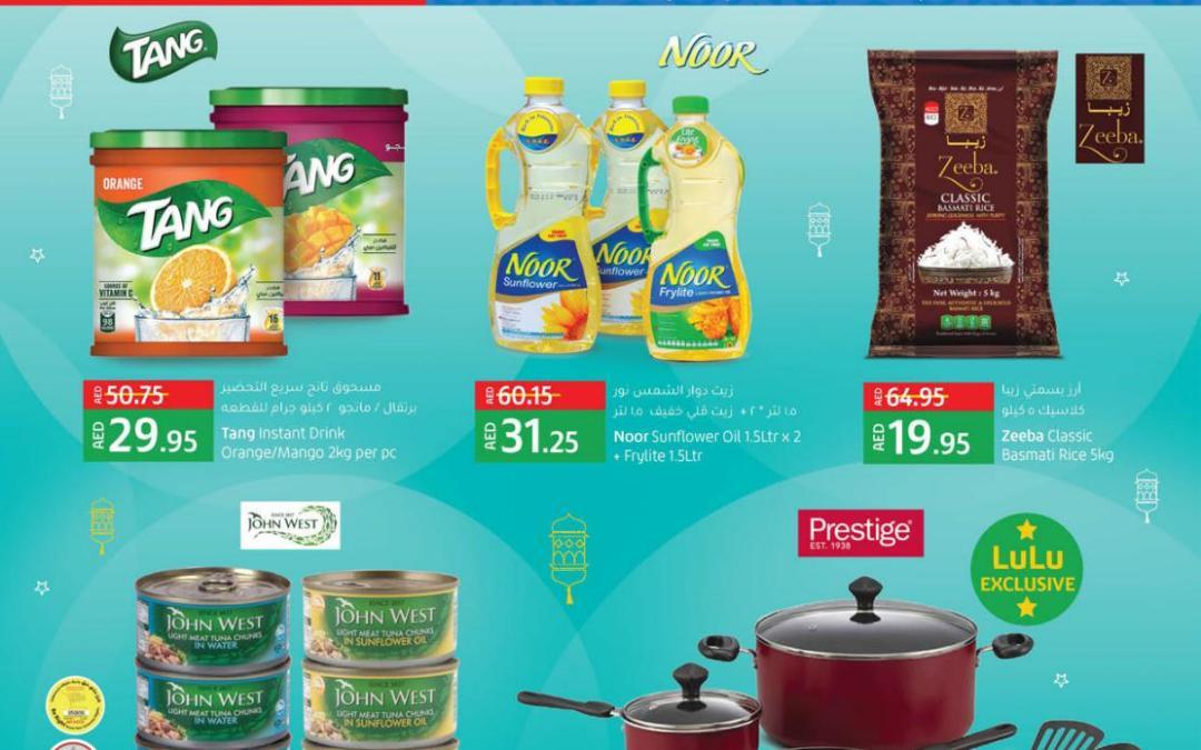 Lulu Hypermarket Dubai Ramadan Offers Catalog