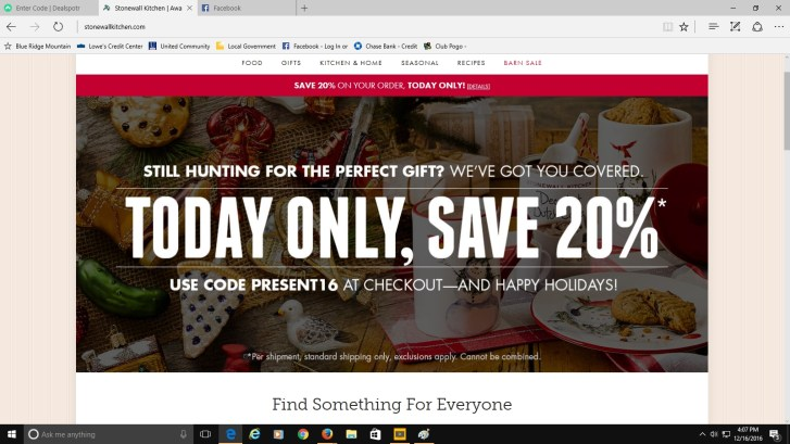 Stonewall Kitchen Llc Coupon Code 2017 All Feb Promo Codes