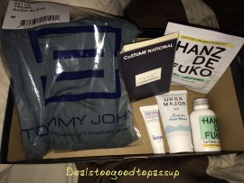 Birchbox Man August 2015