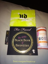Too Faced Little Black Book of Bronzers 4