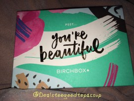 Birchbox September 2015
