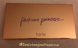 Park Ave Princess Palette