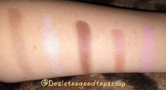 YSL Swatches