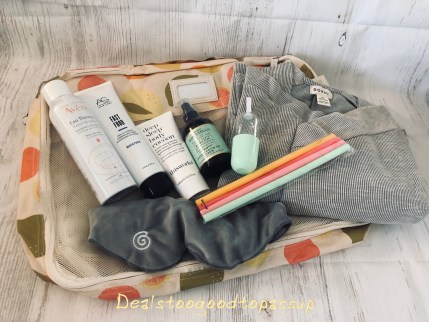 FabFitFun Spring 2020 Subscription Seasonal