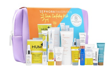 Sephora Favoites Sun Safety Kit 2020 2