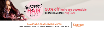 Ulta 2020 Gorgeous Hair Event Spring