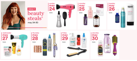 Ulta 2020 Gorgeous Hair Event Spring Steals Week 3