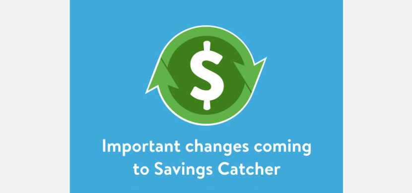 Changes Coming to Walmart Savings Catcher