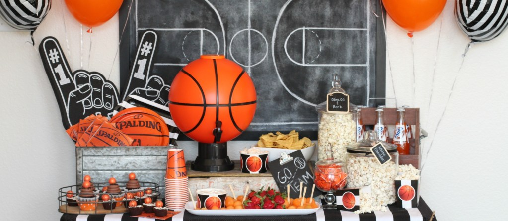 March Throwdown! Gear up at Walmart for the Madness