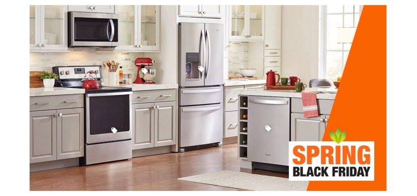 Save Big with Home Depot Spring Black Friday Savings
