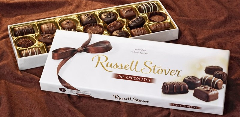 Russell Stover $10 Off $40