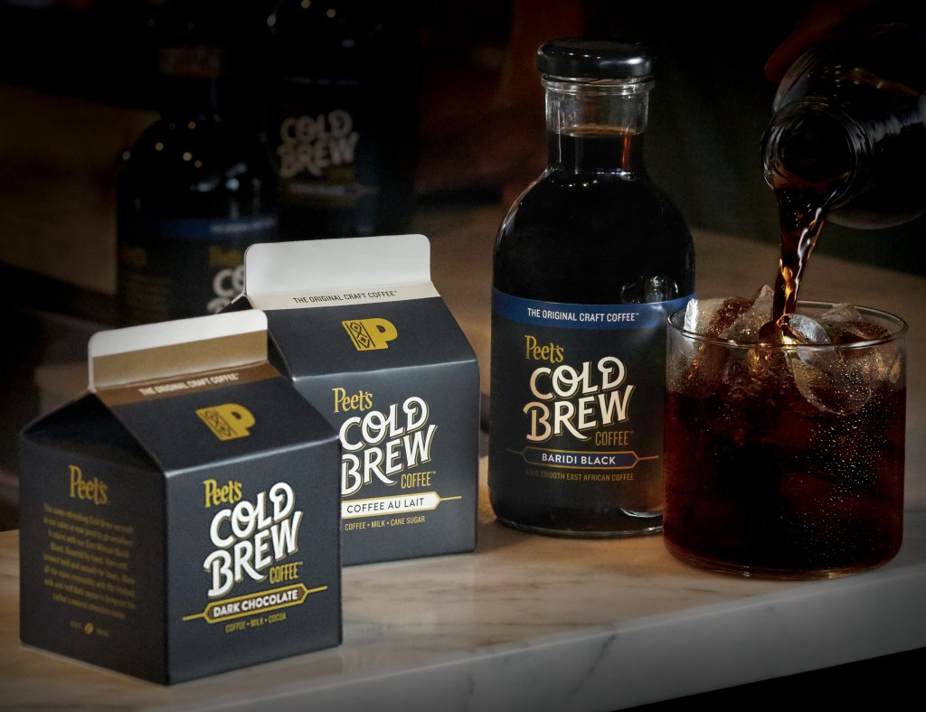 Peet's Coffee 10% off Cold Brew