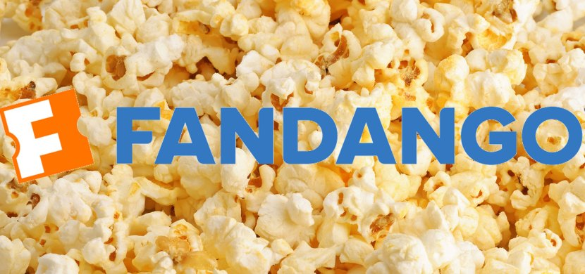 Free Fandango Movie Ticket and $10 Concession Cash