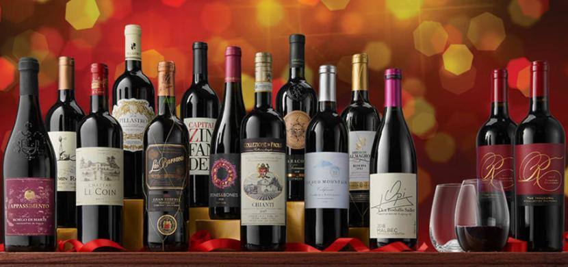 WSJwine Top 12 Reds and Whites