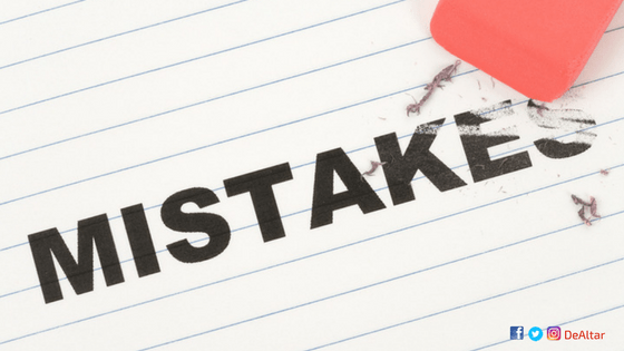 Productive Mistakes - DeAltar