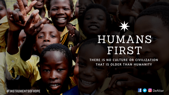 Humans First - DeAltar