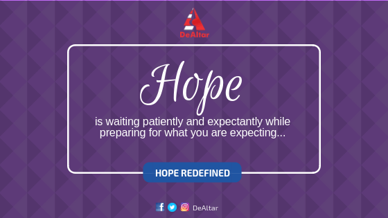 Hope Redefined