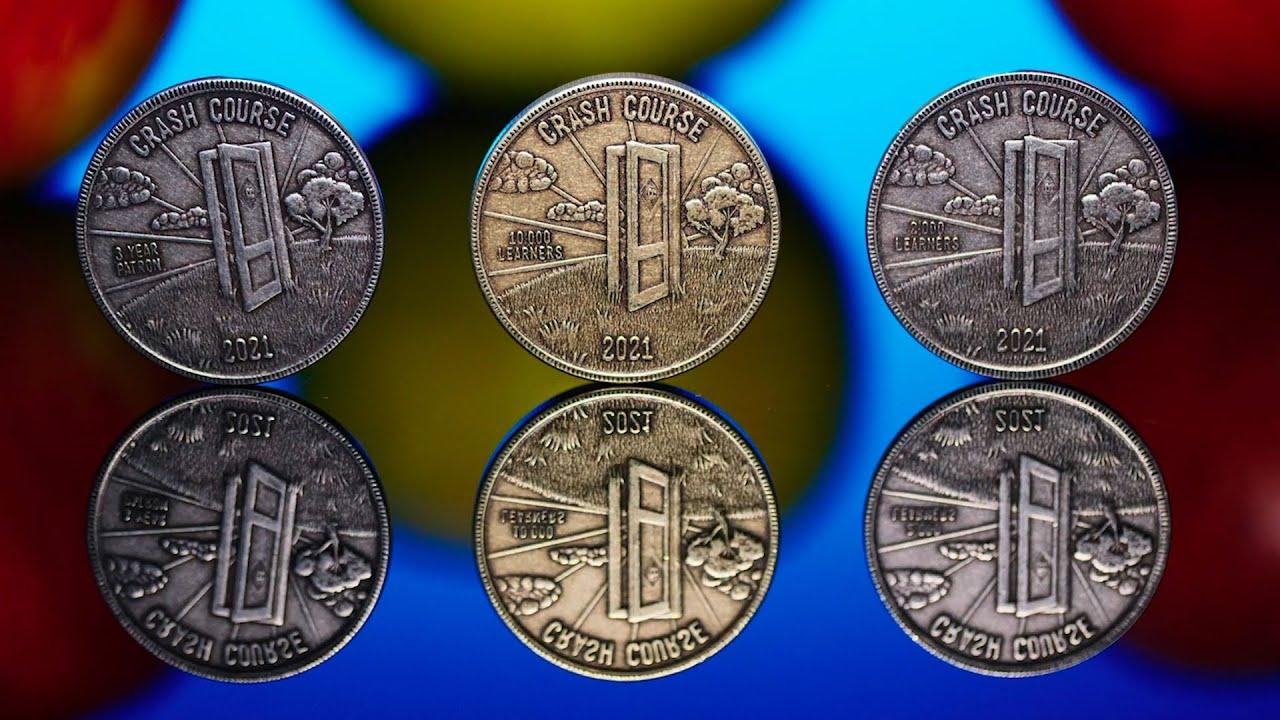 Announcing The Crash Course Coins