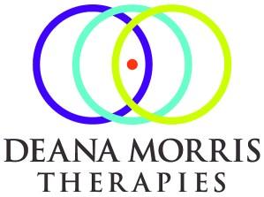 Deana Morris Therapies colour logo