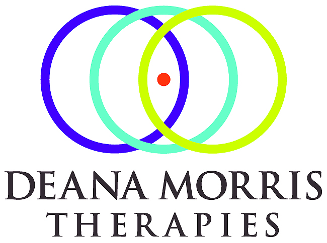 Deana Morris Therapies colour logo