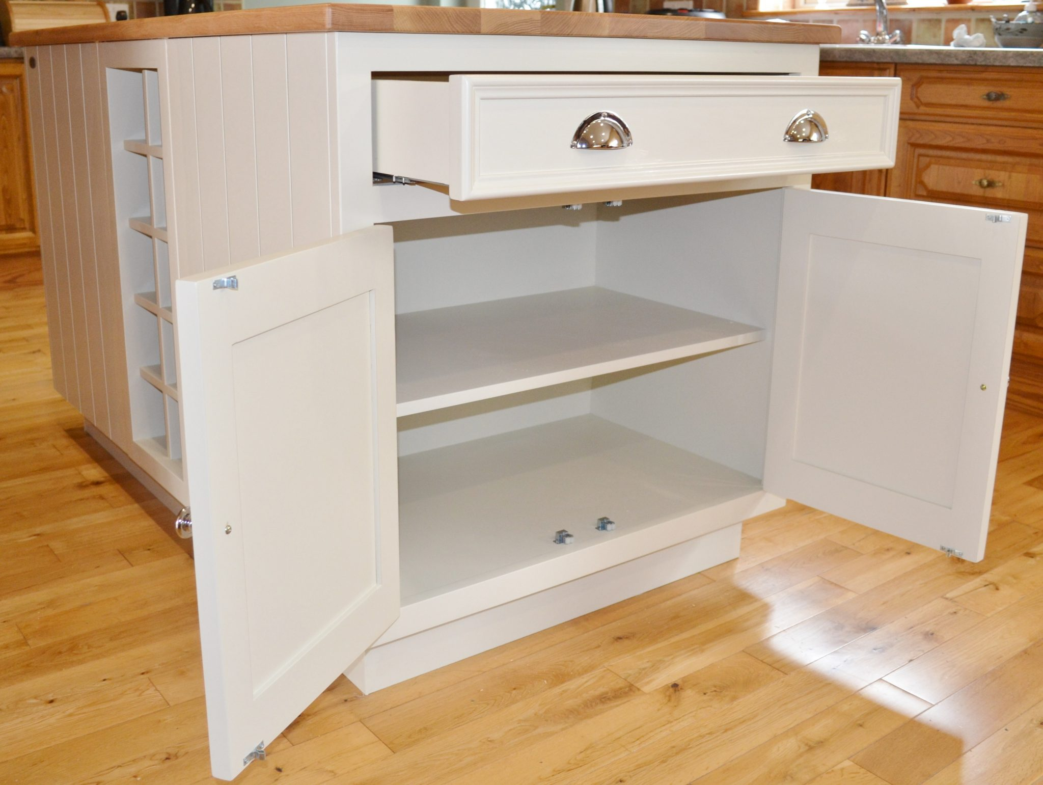 Deanery Bespoke Larder Furniture Kitchen Deanery Furniture