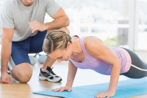 Fitness in casa per dimagrire