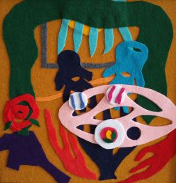 A Table Set for Mr. Matisse