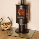 Lysa Pillar Wood Burning Stove