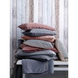 Velvet and Wool Cushions