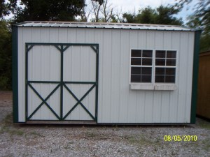 storage building DH
