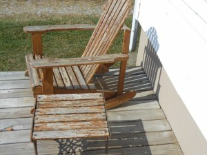 Adirondack Chairs (one still in box) and side table (1024x768) (1024x768)
