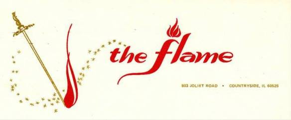 The Flame logo