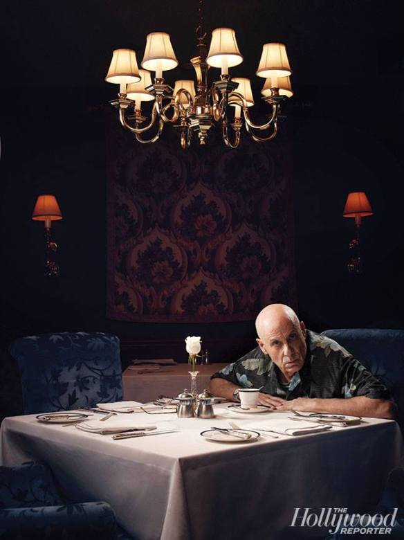 James Ellroy at Pacific Dining Car