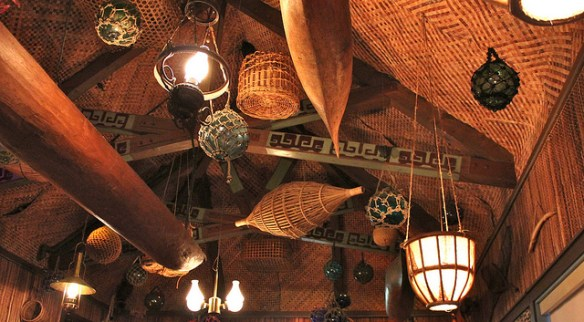 decor, Trader Vic's Emeryville via K on Flickr