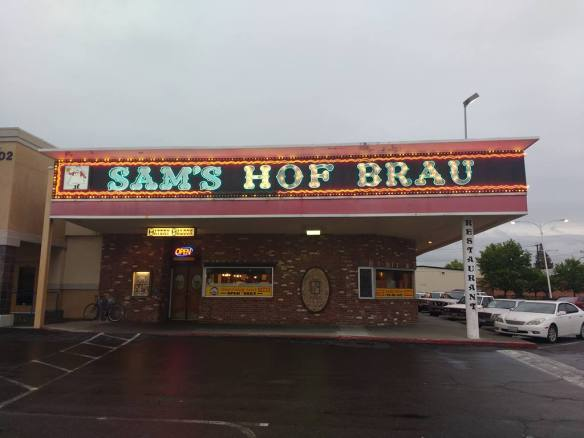 Sam's Hof Brau Sacramento