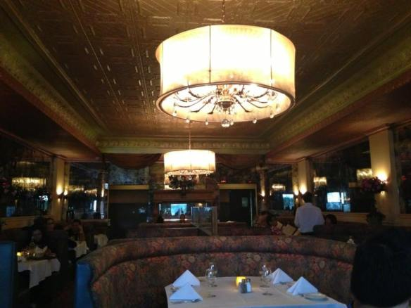 dining room - photo by Ruth V. on Yelp