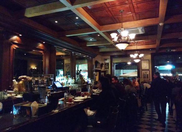 Caesar's bar - image by Dean Curtis, 2016
