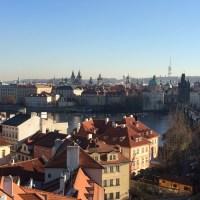 A Pleasure to Meet You, Prague