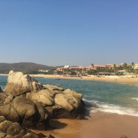Huatulco in Family Photos
