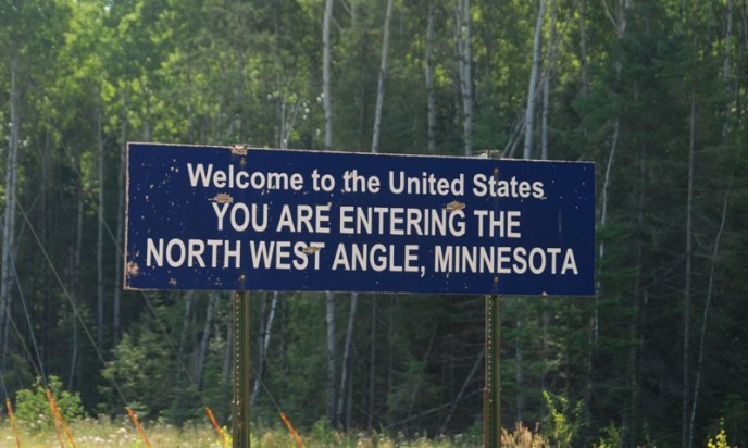 Northwest Angle (Minnesota)