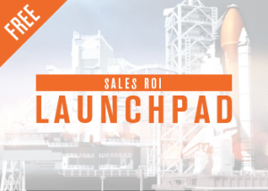 Sales ROI Launchpad - Free Sales Training - Dean Mannix - Thumbnail