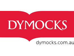 Dymocks Logo - Dean Mannix Keynote Speaker - Conference - Events - Sales
