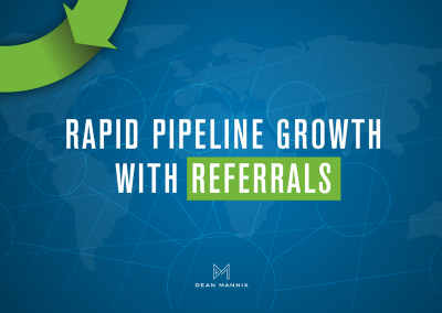 Rapid Pipeline Growth with Referrals
