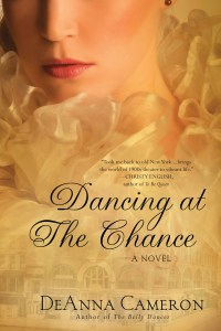 Dancing at the Chance book cover