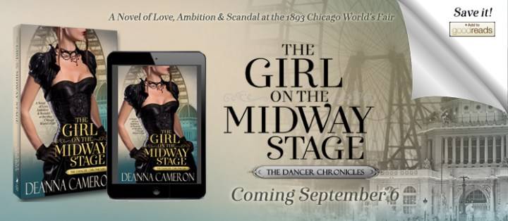 The Girl on the Midway Stage Novel Inspiration