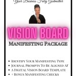 Vision Board Manifesting Package Image