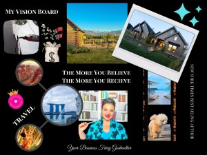 Personal Digital Vision Board