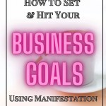 How To Set & Hit Your Business Goals