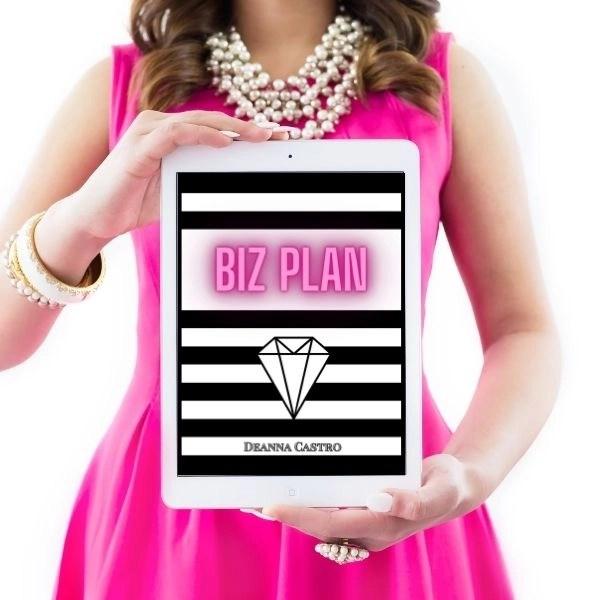 Biz Plan - QuickStart Business Plan