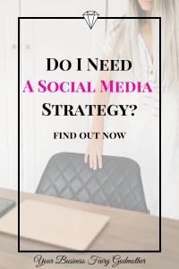 Do I need A Social Media Strategy